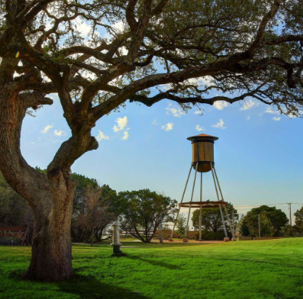 Leander Water Tower
